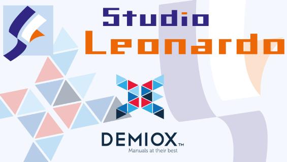 scopri demiox software per manualistica tecnica utile ad ottimizzare la costruzione di documentazione tecnica