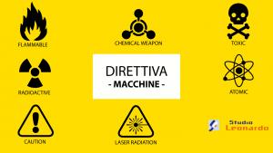 immagine direttiva macchine