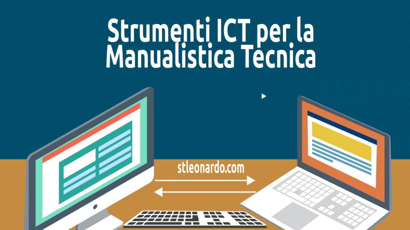ict software manualistica tecnica